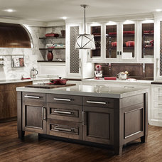 Contemporary Kitchen by Heartwood Kitchens