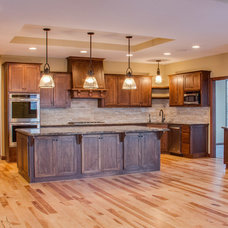 Traditional Kitchen by LDK Homes