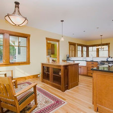 Traditional Kitchen by Architectural Designs