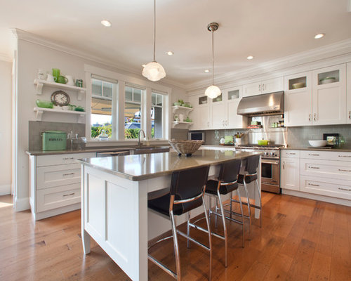 Grey Countertops Ideas Pictures Remodel And Decor