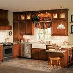 Montclair Hills Kitchen Design - Contemporary - Kitchen ...