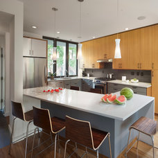 Modern Kitchen by Marina Rubina, Architect