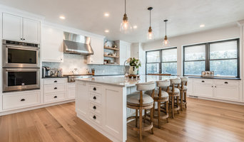 Quarter Sawn White Oak Flooring - Connecticut Kitchen
