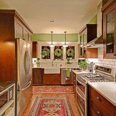 Craftsman Kitchen by ProSource Kitchens