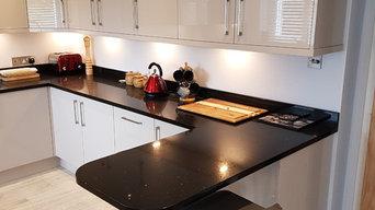 Quartz Worktop Kitchen