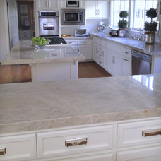 kitchen countertops by TriStone & Tile, Inc.