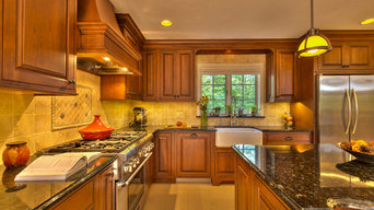 Quechee Vermont Renovation featuring Crystal Cabinetry