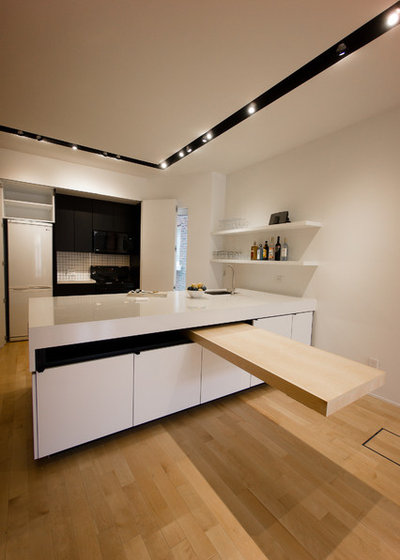 Contemporary Kitchen by Fredrick Dawson Design Consulting