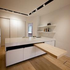 Contemporary Kitchen by Fredrick Dawson Design Consulting