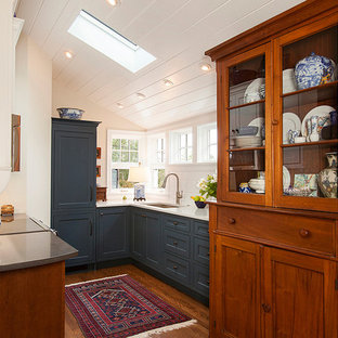 Queen Anne Bungalow Kitchen