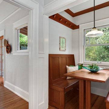 Queen Anne Craftsman Home