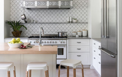Houzz Tour: Artistic and Playful Update for a Seattle Tudor