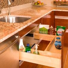 Modern Kitchen by Christine Suzuki, ASID, LEED AP