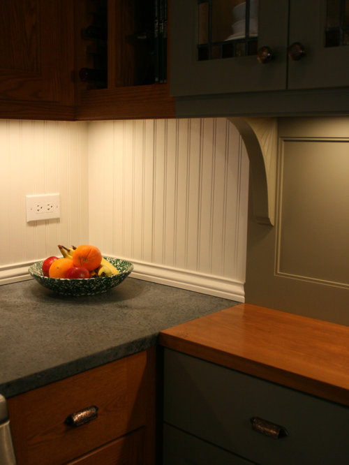 Beadboard Backsplash Ideas, Pictures, Remodel And Decor