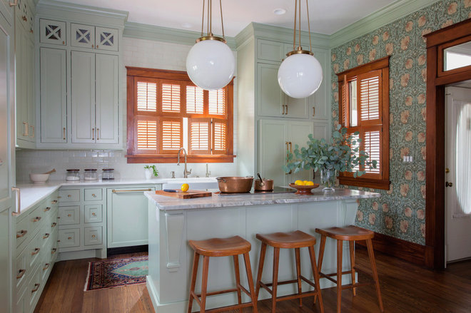 Traditional Kitchen by Sarah Stacey Interior Design