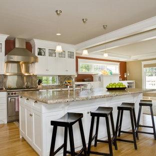 Queen Anne remodel kitchen