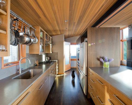 Grey Quartz Countertops Home Design Ideas Pictures