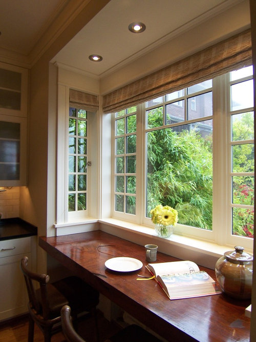 Box bay window houzz for Box bay window kitchen