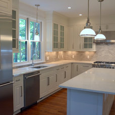 Traditional Kitchen by The Bowline Group