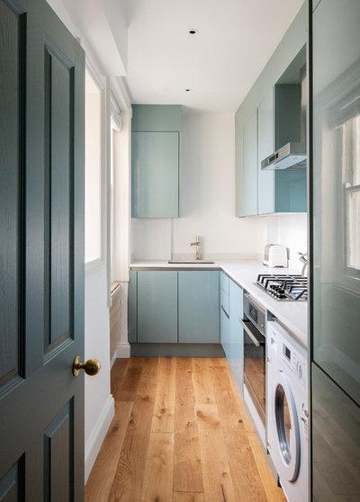 Современный Кухня by Lethbridge London