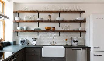 Queen Village, Philadelphia: Eclectic Whole House Remodel