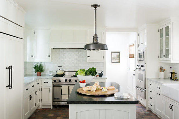 Traditional Kitchen by Mark J Williams Design