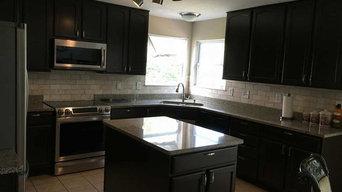 quick kitchen remodel Muierfield Dublin Ohio