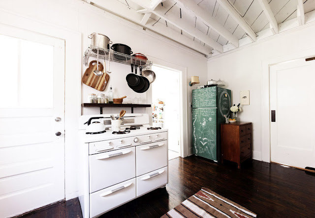 Eclectic Kitchen by Keep Smiling Home