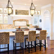Traditional Kitchen by Max Crosby Construction