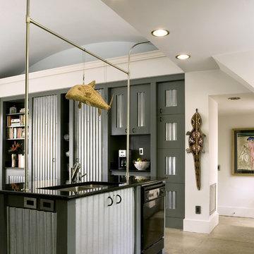 Quonset Hut Kitchen