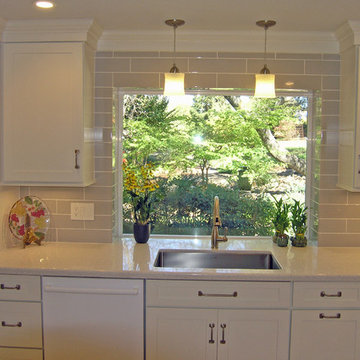 Raabe Family Kitchen Sink Window