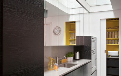 Galley Kitchens With Style and Substance