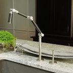 Polished Concrete Countertops London Uk Modern Kitchen