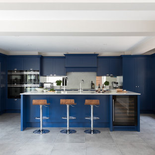 Radlett Open Plan Kitchen