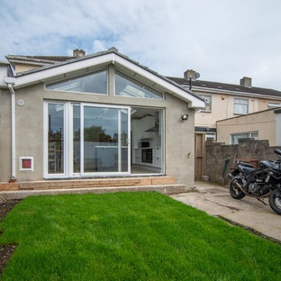 Raheny Dublin 6 Apex Roof House Extension