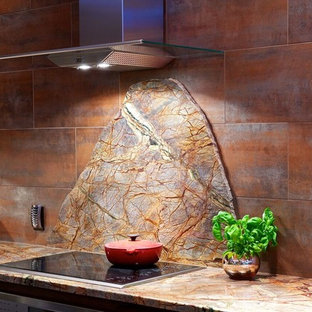Rain Forest Backsplash