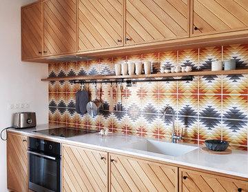 Rakovski apartment interior design