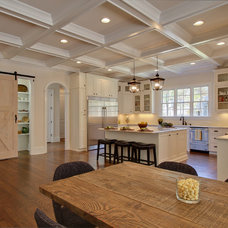 Traditional Kitchen by Otrada LLC