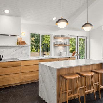 Raleigh Hills Mid Century Modern