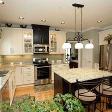 Traditional Kitchen by Envision Built