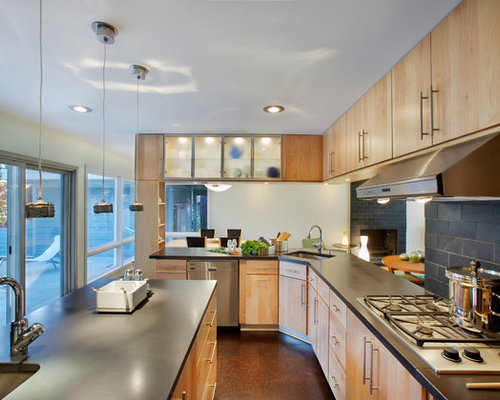 Modern raleigh kitchen design ideas remodel pictures houzz Kitchen design center raleigh nc