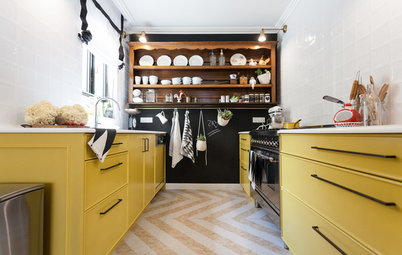 Picture Perfect: 40 Cottage-Style Kitchens From Around the World