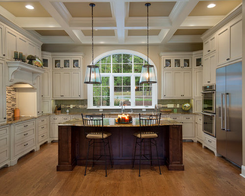 Appliance Placement In U Shaped Kitchen