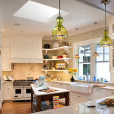 Traditional Kitchen by Kathryn Long, ASID