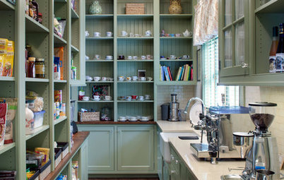 Houzz Call: Show Us Your Hardworking Pantry