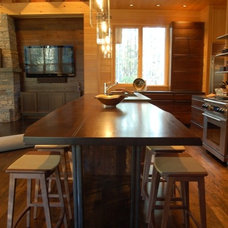 Contemporary Kitchen by Architectural Woodcraft, Inc
