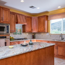 Traditional Kitchen by Remodel Works Bath & Kitchen