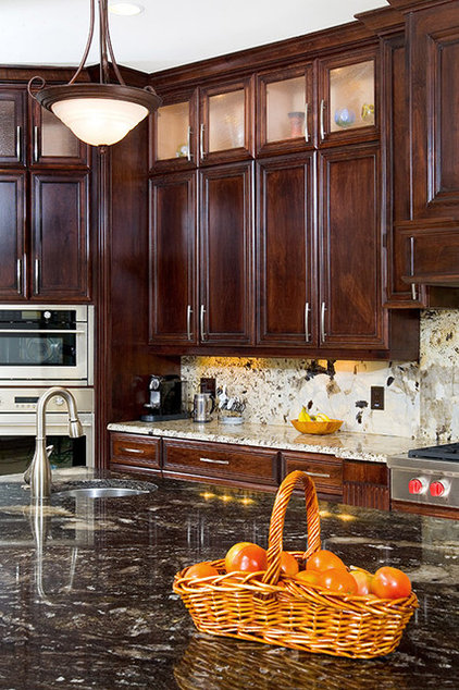 mediterranean kitchen by Ramos Design Build Corporation - Tampa