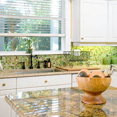 Eclectic Kitchen by Ramos Design Build Corporation - Tampa