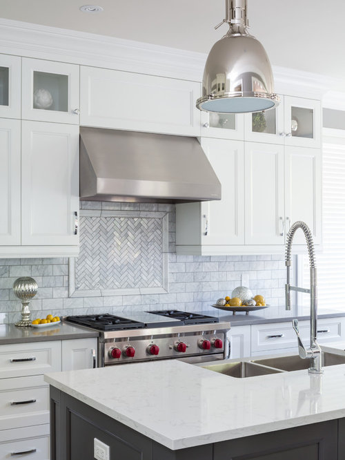 bathroom splashback tiles herringbone tile backsplash houzz 11523